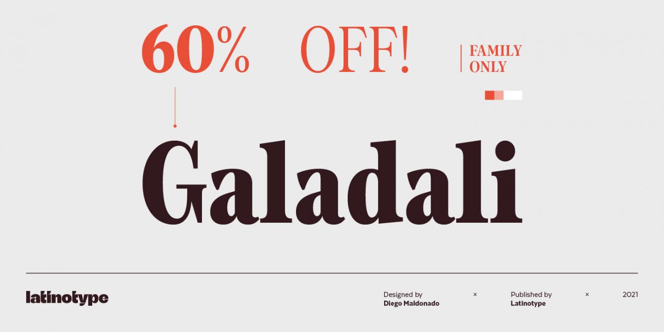 Galadali Poster