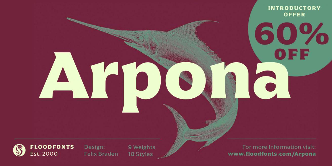 Arpona Poster