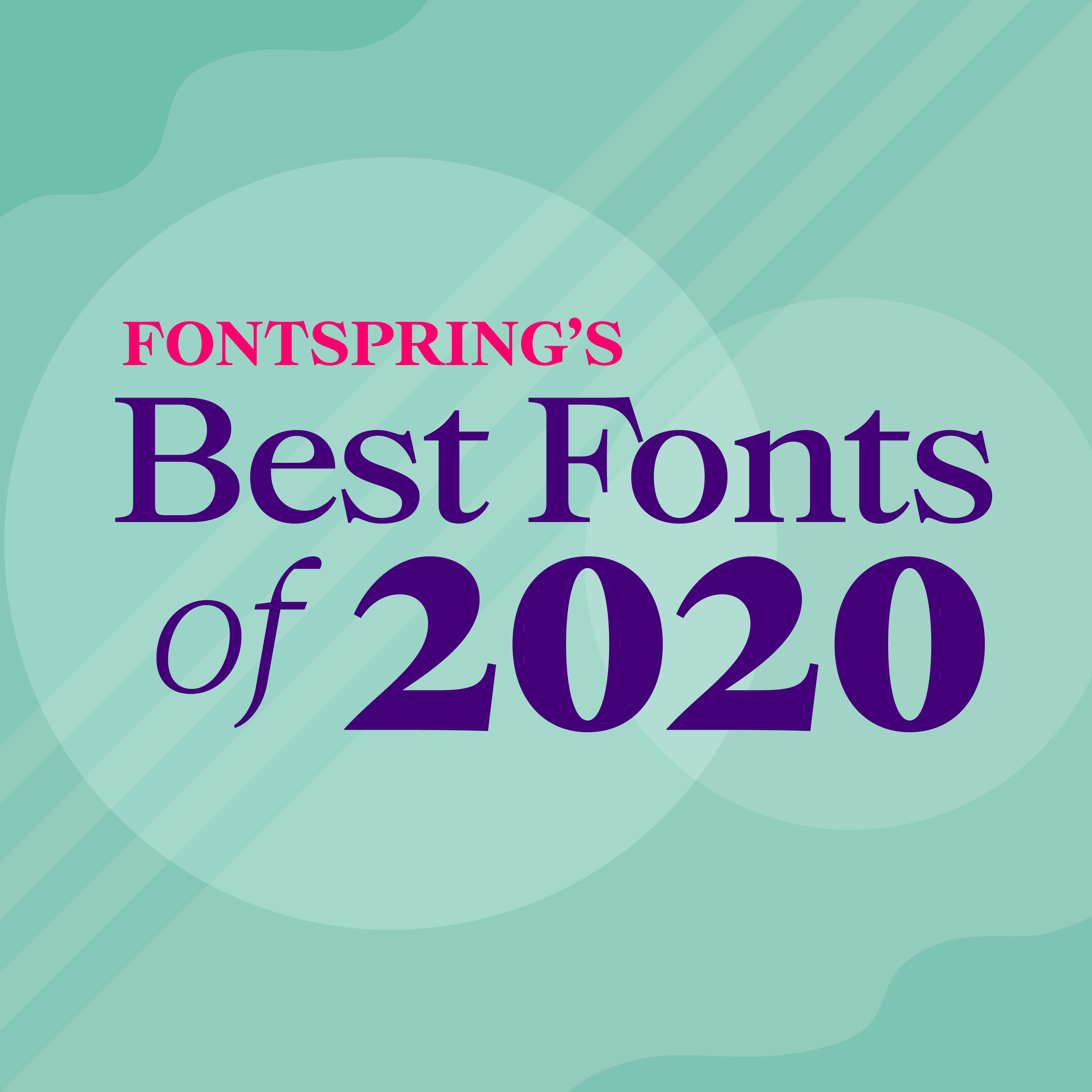 Best Fonts of 2020