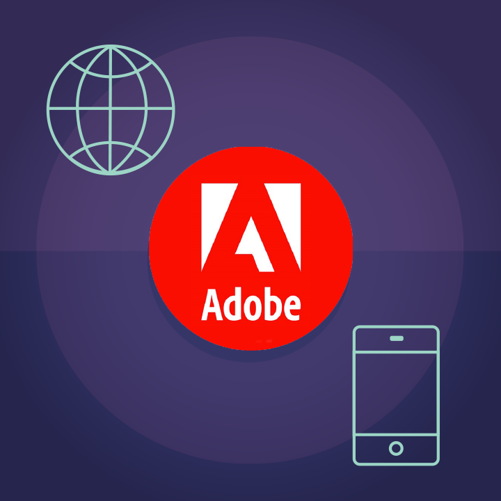 Adobe Web & App Licenses Available