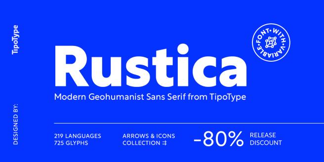 Rustica  Poster