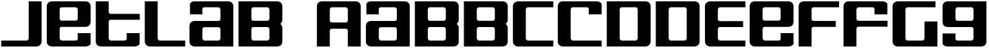 Jetlab Sample Text
