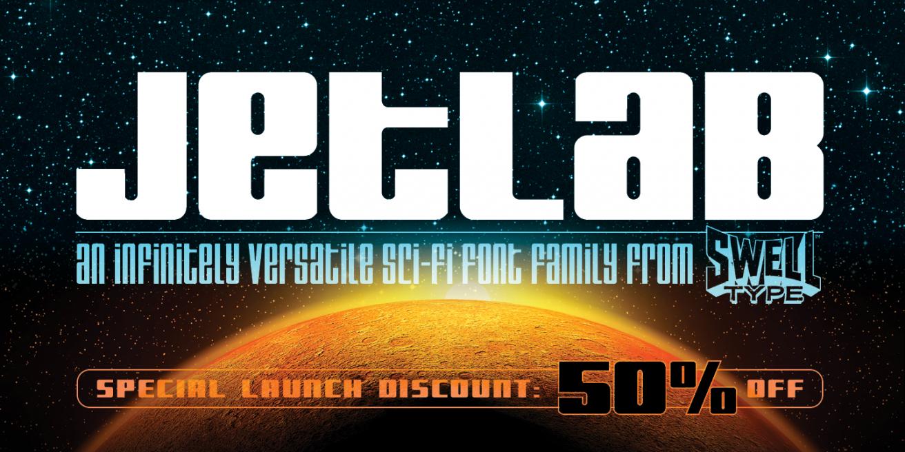 Jetlab Poster