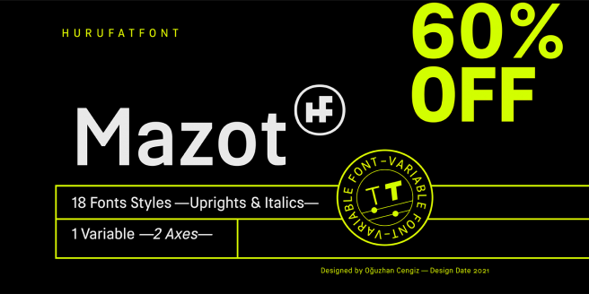 Mazot Poster