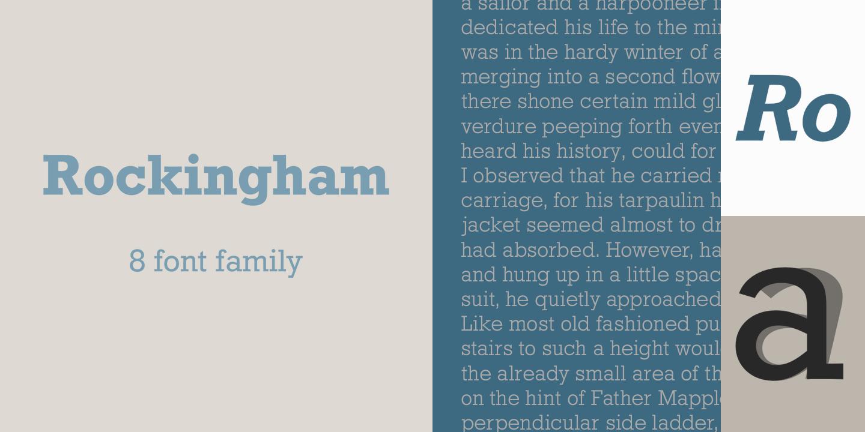 Rockingham Poster