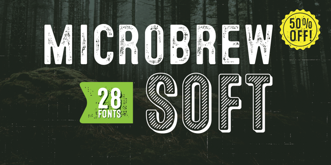 Microbrew Soft Poster