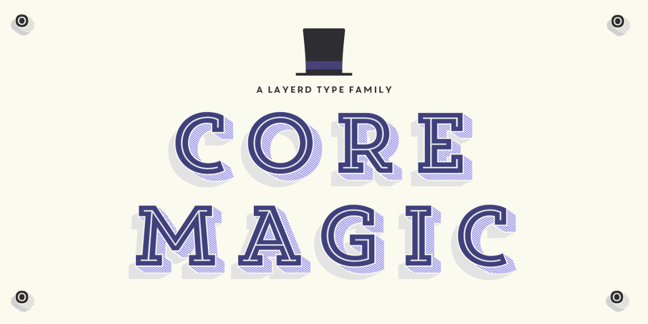 Core Magic Poster