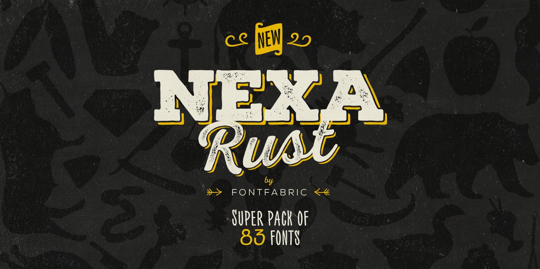 Nexa Rust Poster