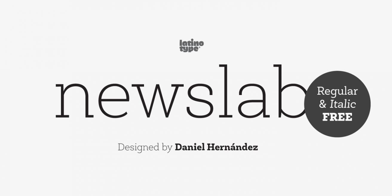 Newslab Poster