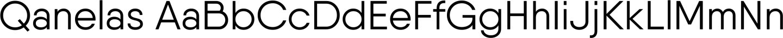 Qanelas Sample Text