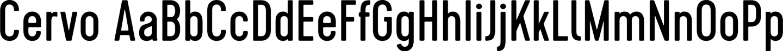 Cervo Sample Text