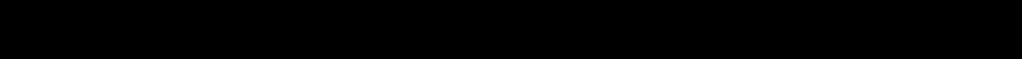 Rufina Stencil Sample Text
