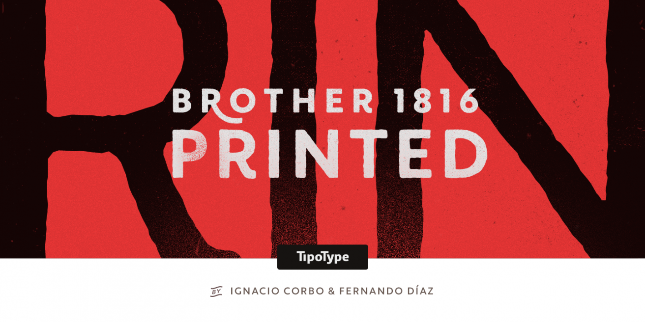 Brother 1816 Poster