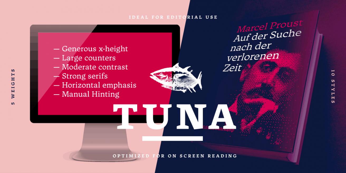 Tuna Poster
