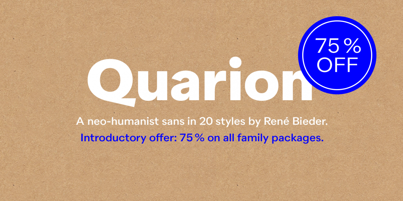 Quarion Poster