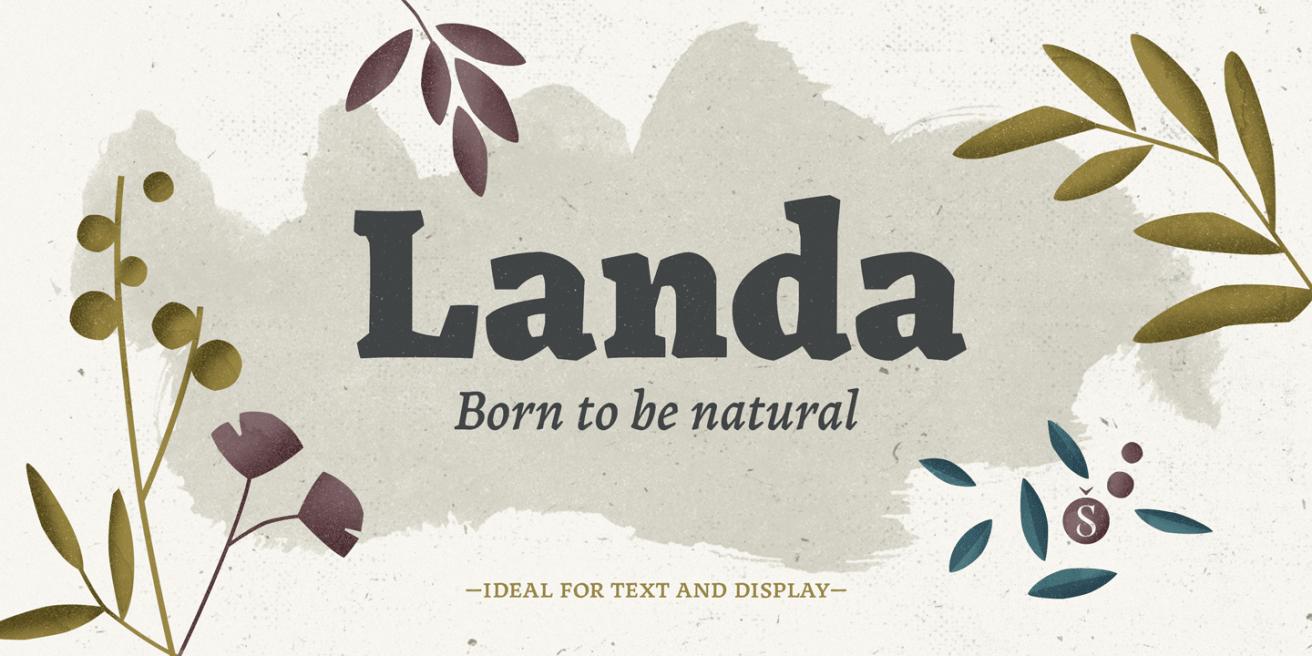 Landa Poster