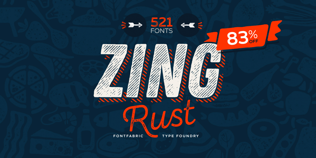 Zing Rust Poster