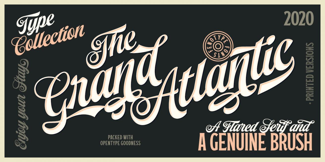 Grand Atlantic Poster