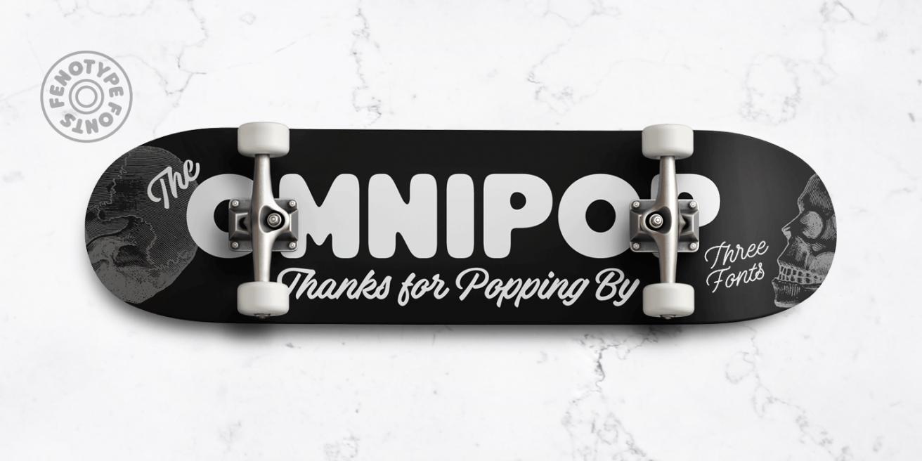 Omnipop Poster