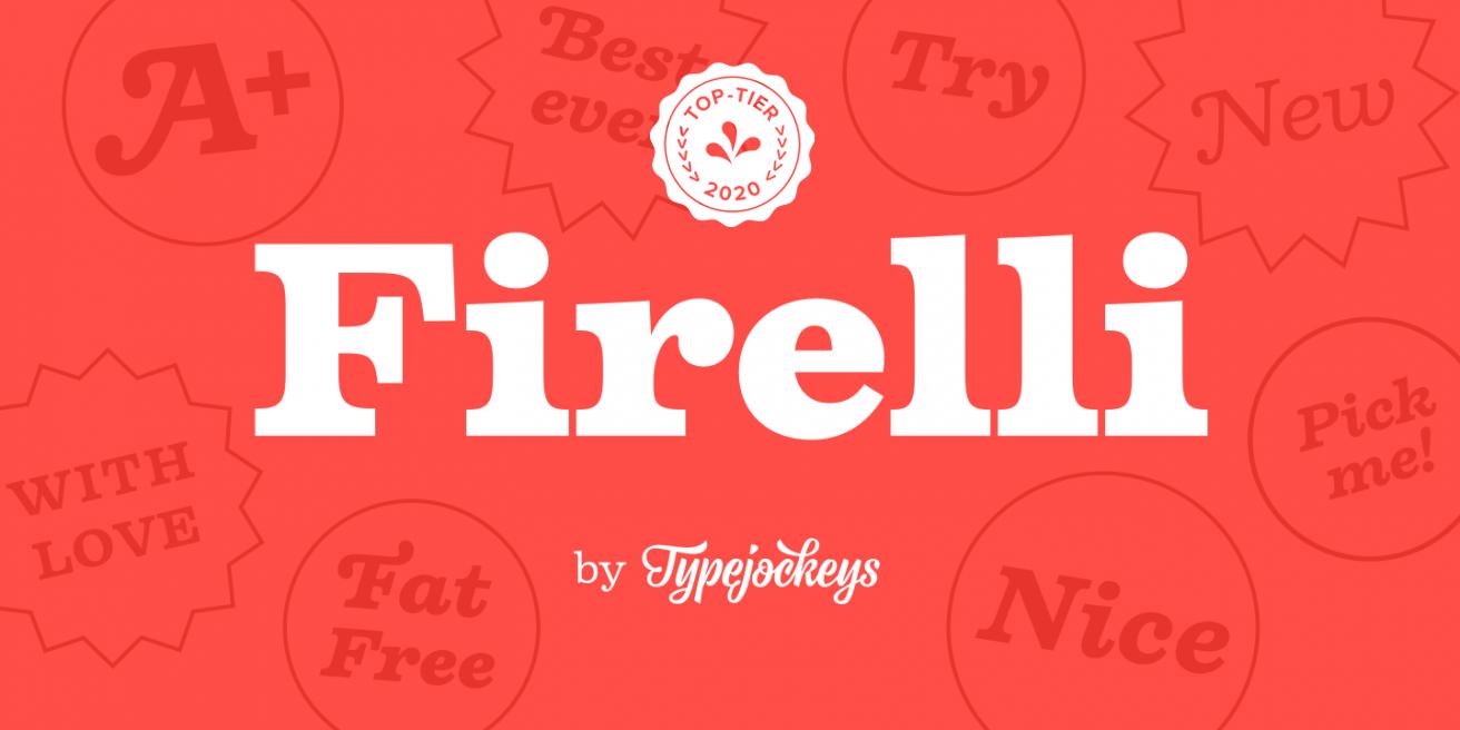 Firelli Poster