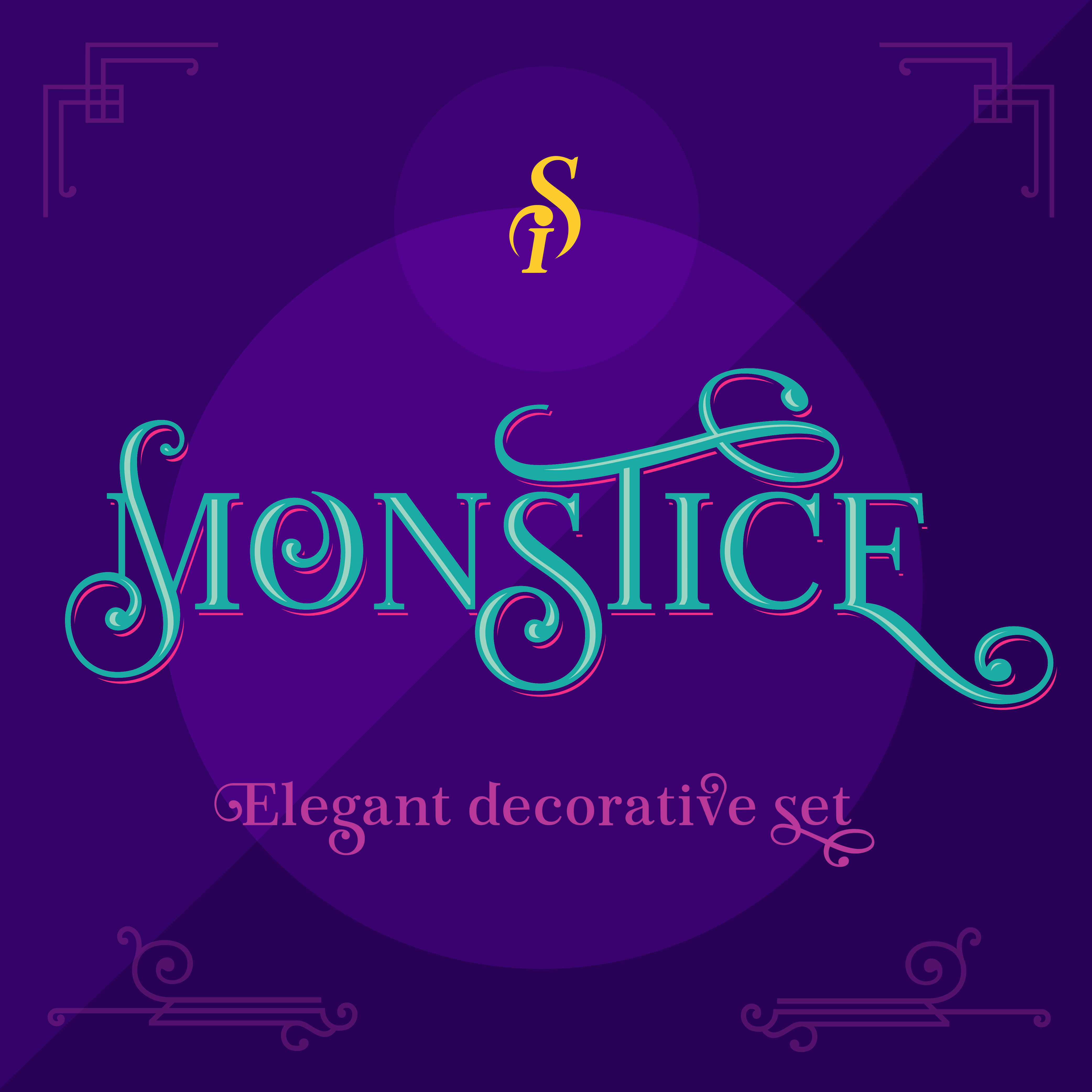 Monstice Poster