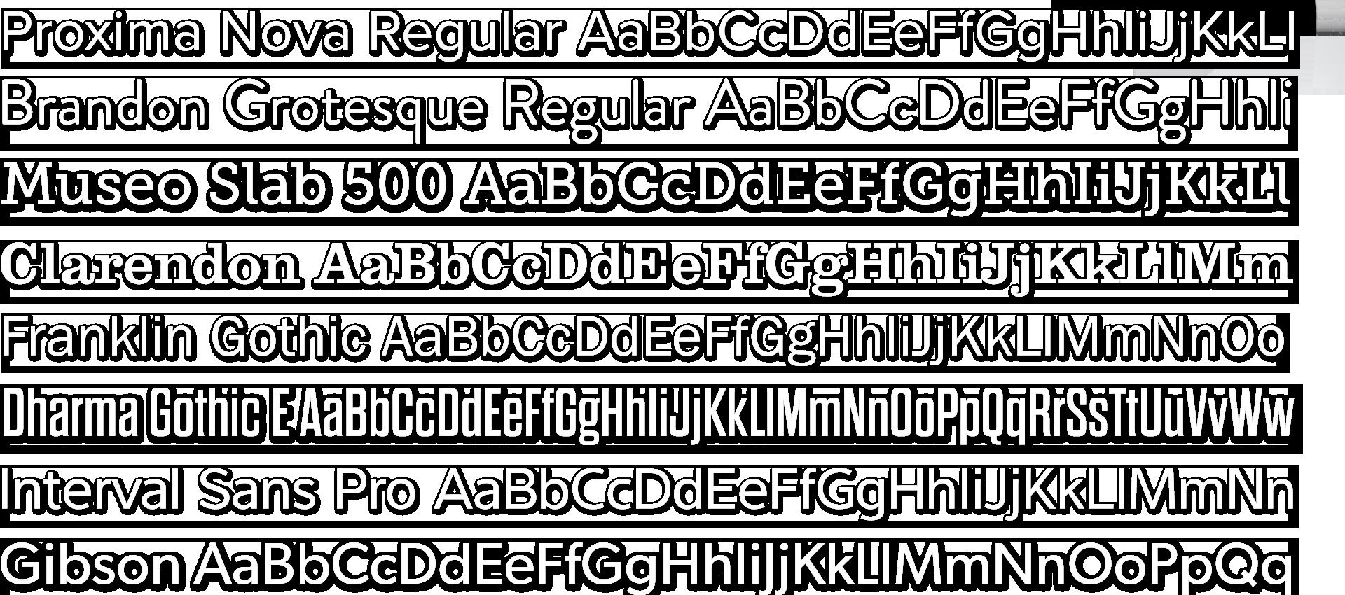 Fontspring | Desktop Fonts